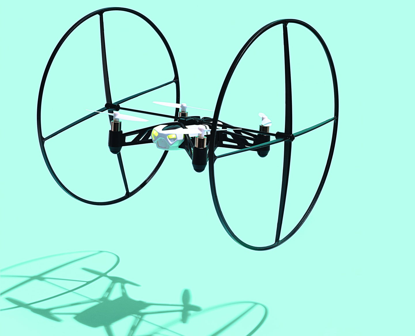 This Tiny Drone Can Climb Walls