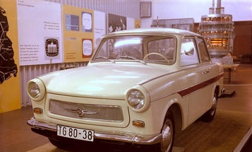 An All-Electric Makeover For the Trabant, East Germany's Iconic Communist-Era Ride