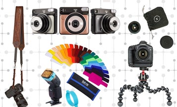 Fifteen practical gifts for your photographer friends