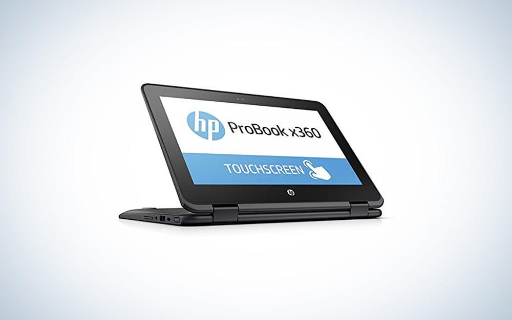 HP ProBook 11.6-inch convertible laptop
