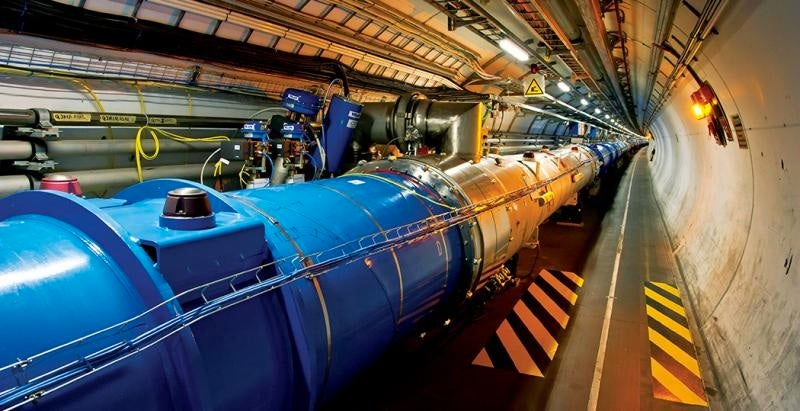 'Indisputable' Proof Of A New Four-Quark Particle