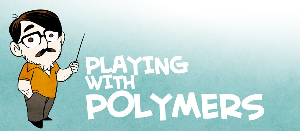 Playing with Polymers: Make Slime at Home