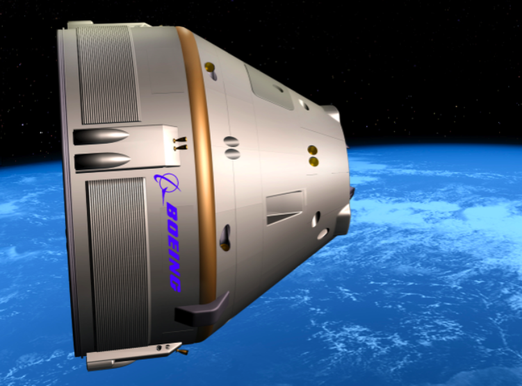 Boeing Workers Will Fly to ISS Aboard Their Company's New Spaceship