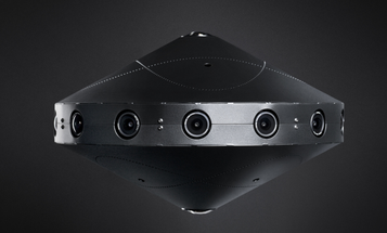 Here's Facebook's New Open-Source VR Camera