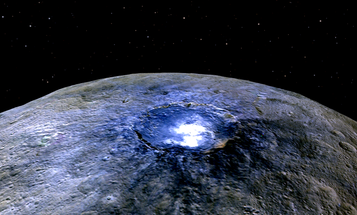 Ceres' Bright Spots Are Constantly Changing