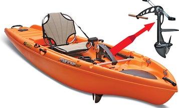 Fully Loaded: Kayak Fishing