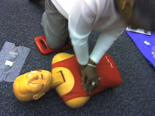 CPR or Bust