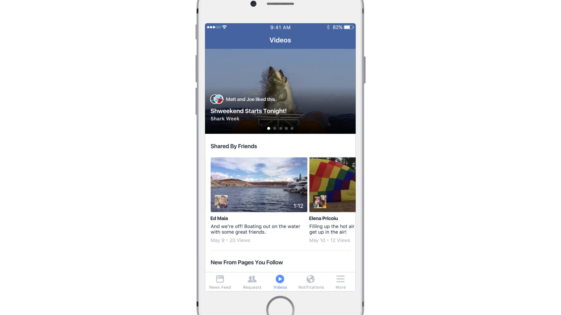 Facebook Is Testing A Video Feed To Compete Directly With YouTube