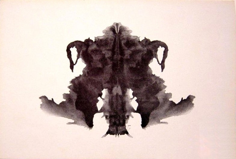 We may finally know how Rorschach tests trick us into seeing things that aren't there