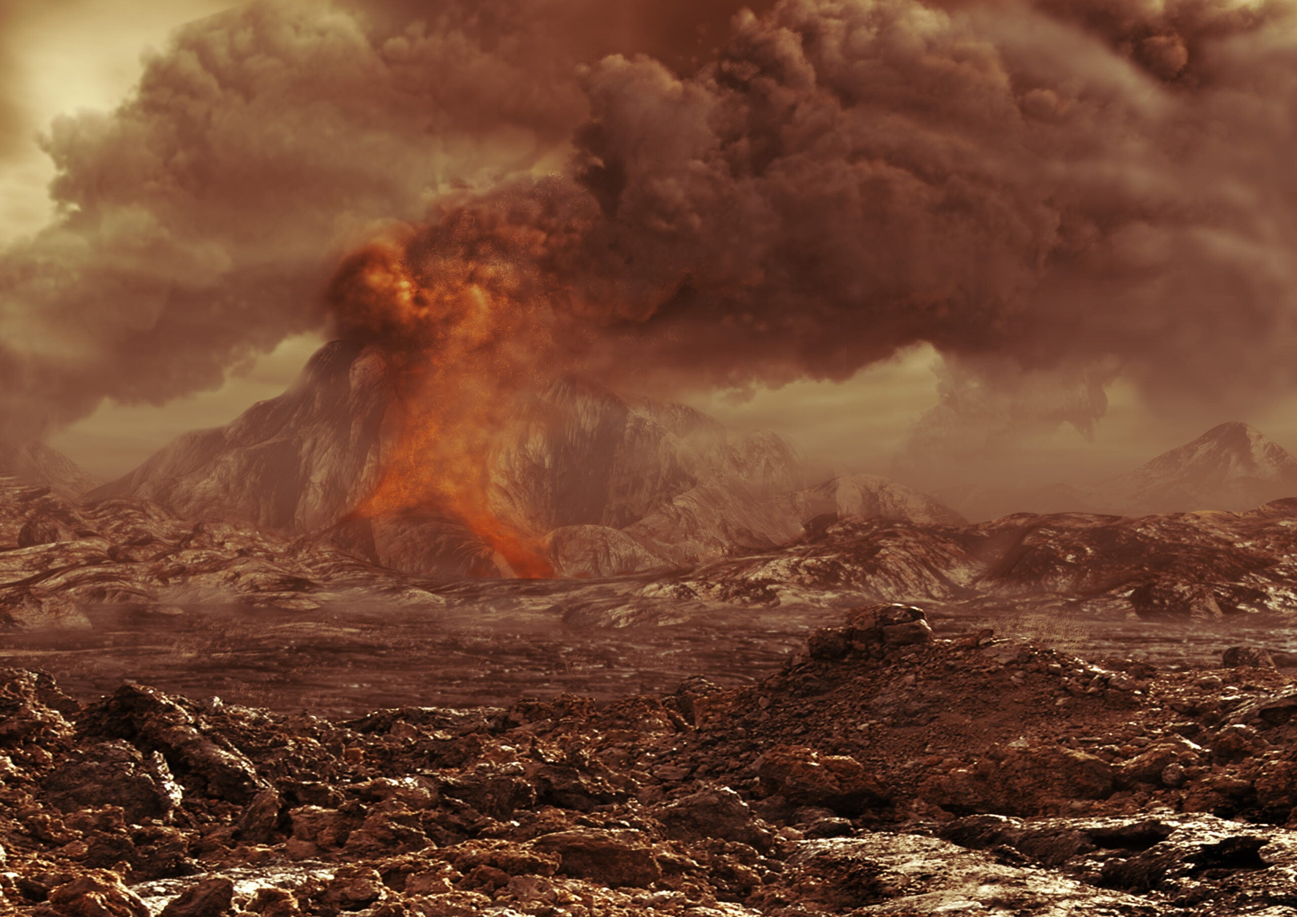 There Might Be Active Volcanos On Venus