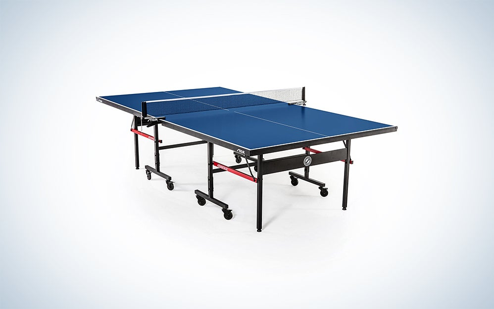 STIGA indoor ping pong table