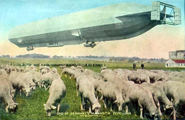 German Zeppelin