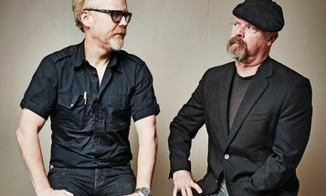 The Legacy Of 'Mythbusters': A Q&A With Adam Savage