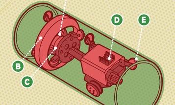 How It Works: A Pipe-Bot That Seeks Leaks