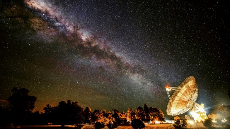 The Reason We Haven't Met Aliens May Be That They Don't Live Long Enough