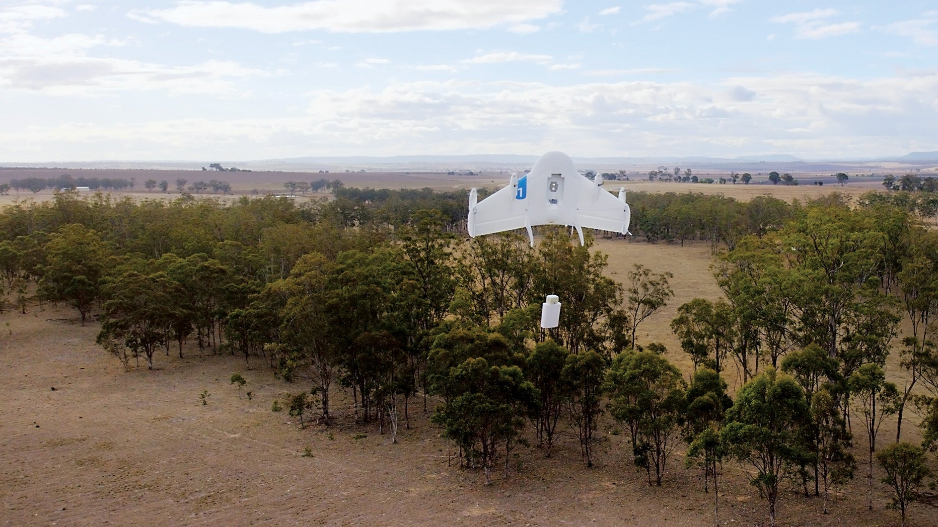 Google X Project Wing
