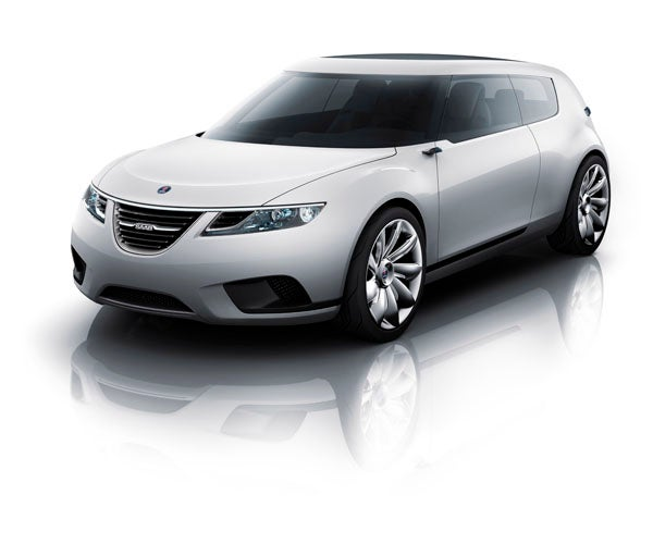 Saab Announces Hybrid, E85-Powered Hatchback