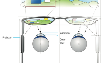 2012 Invention Awards: Augmented-Reality Contact Lenses
