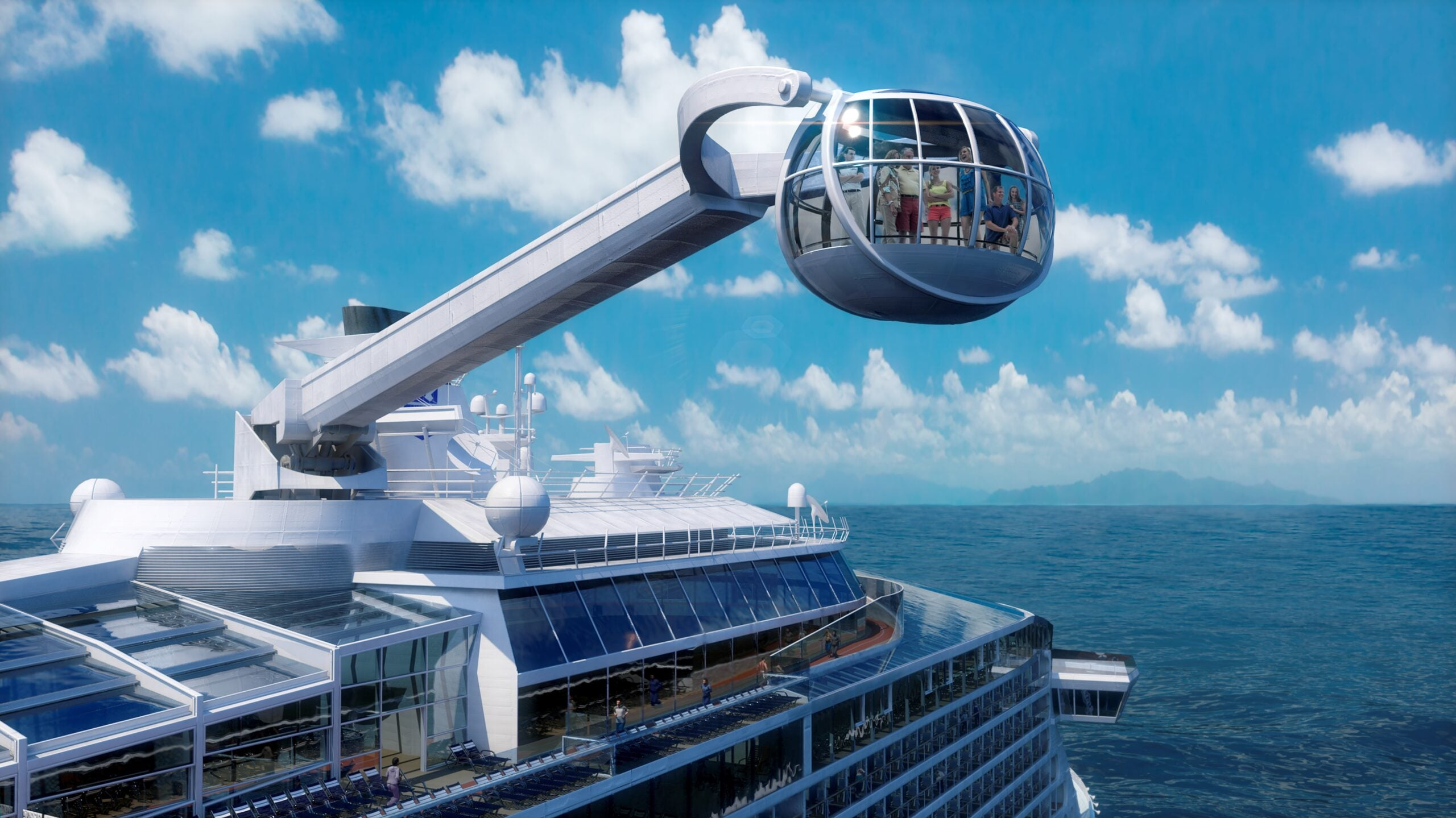 Is This The Cruise Ship Of The Future?