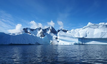 Arsenic From Copper Mines In Chile Was Found In Antarctic Ice