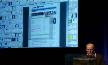 Video: Microsoft Demonstrates Next-Gen Interface, with Motion Sensing and Eye Tracking