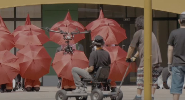 Tokyo Police Form Anti-Drone Squad