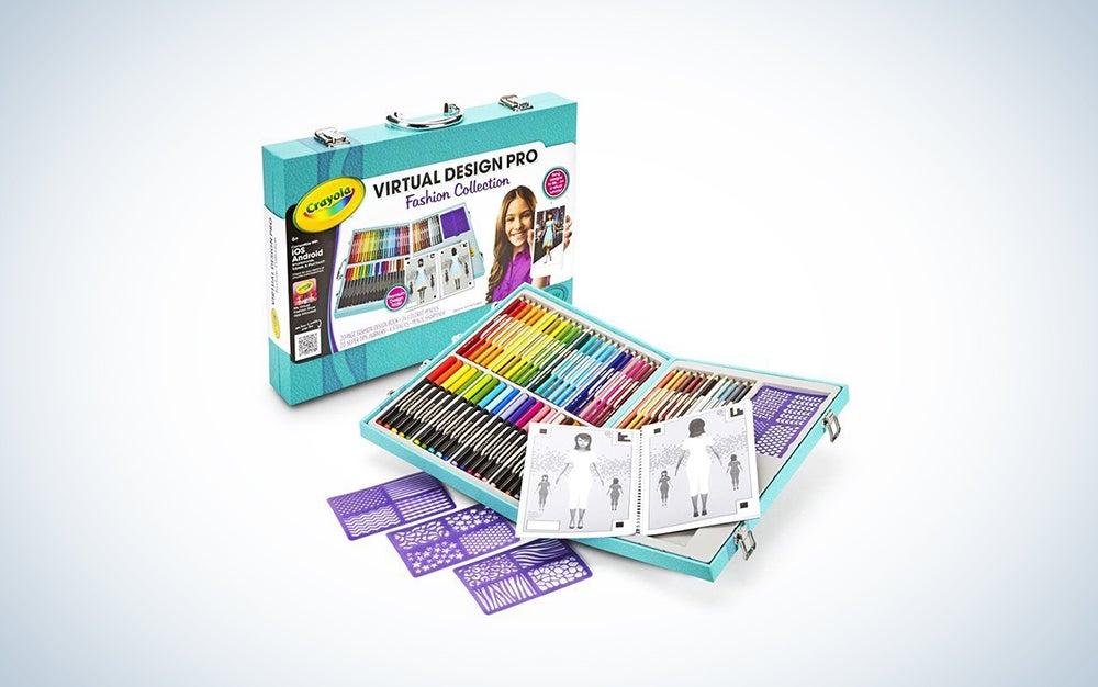 Crayola Virtual Design Pro-Fashion Set