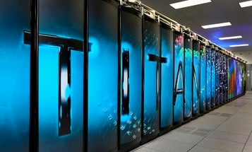 17-Petaflop Titan Supercomputer Is Now Officially The World's Fastest