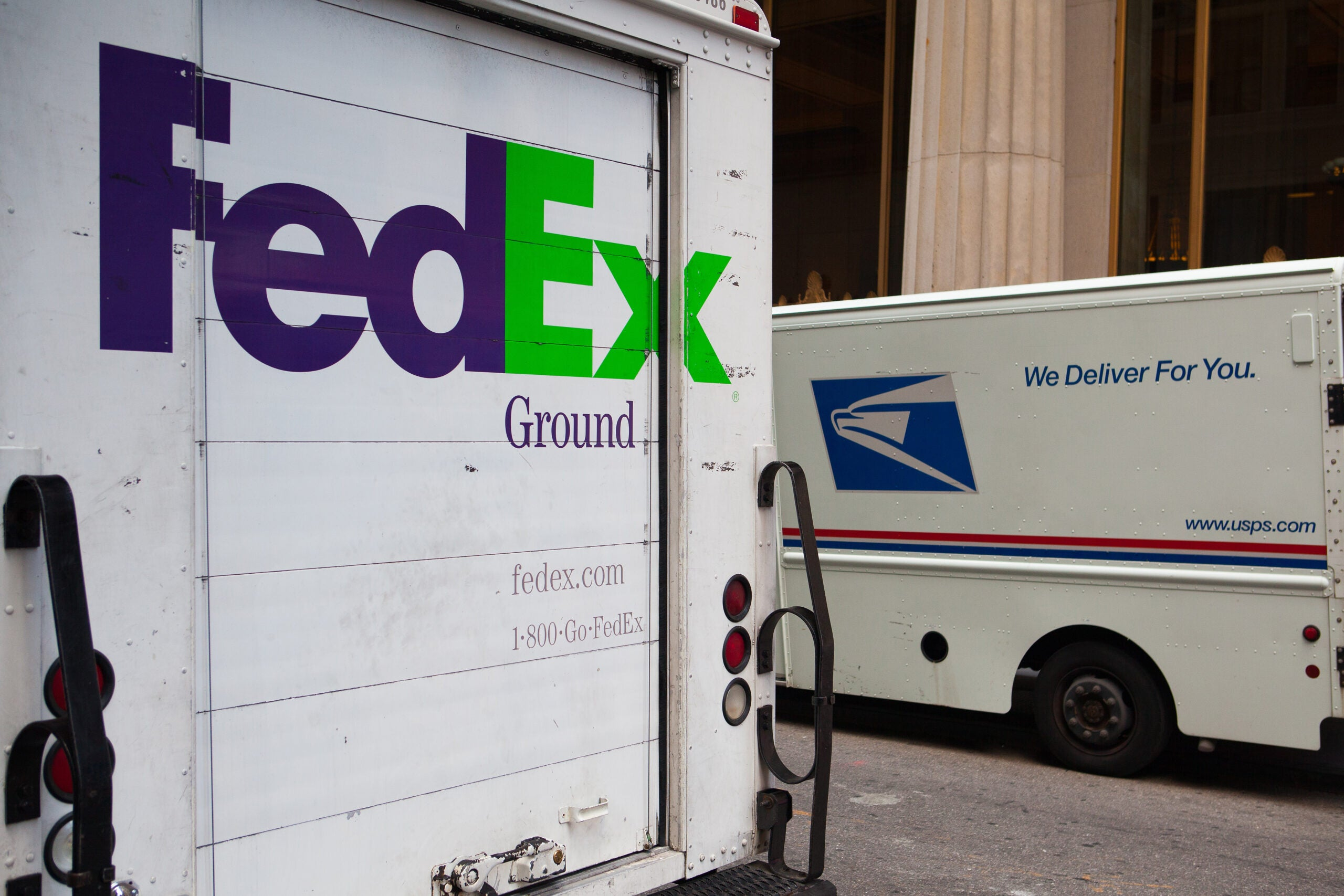 FedEx has some pretty intense plans to get through any potential disaster