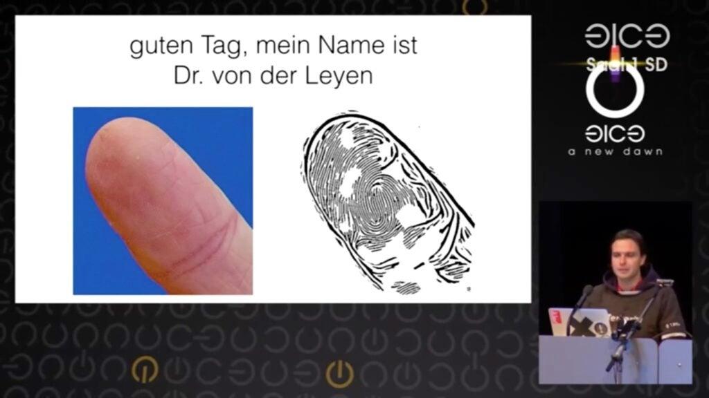 Fingerprint hack
