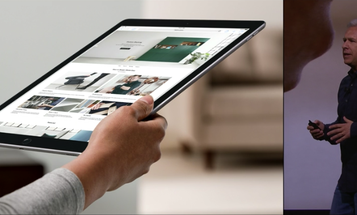Apple Unveils The iPad Pro At Fall 2015 Event (PHOTOS)