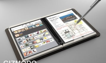 Fresh From Skunkworks, Hints of Microsoft's Own Secret Tablet