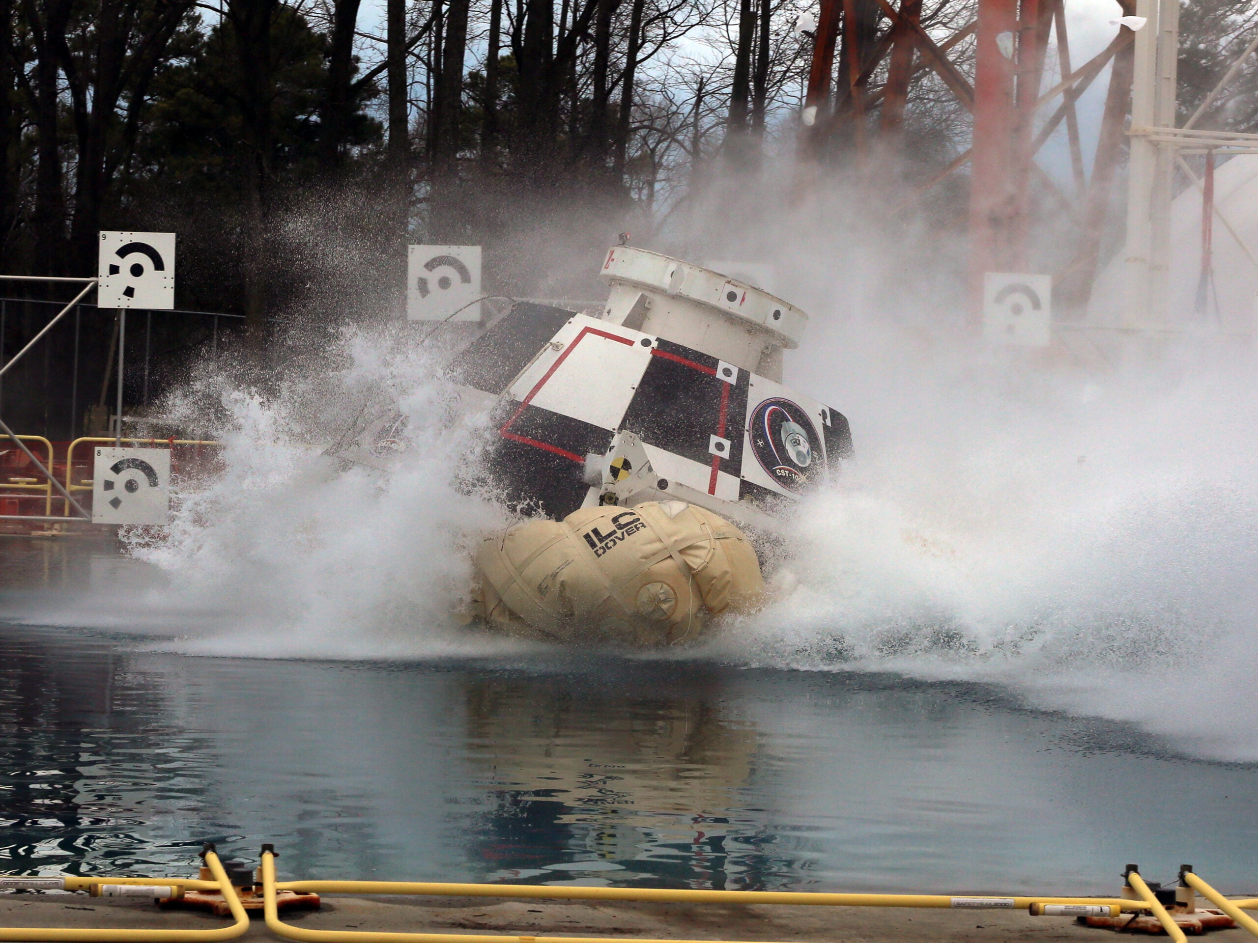 Boeing's Starliner Capsule For Astronauts Completes Water Test