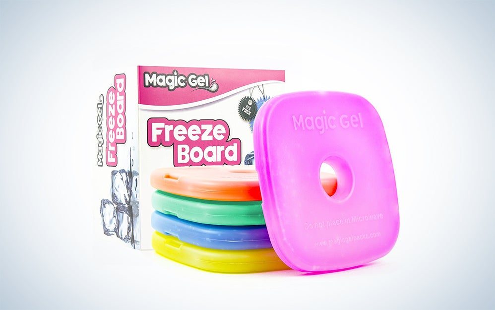 Magic Gel Ice Packs