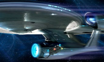 Is Warp Speed Possible? We Ask a String Theorist