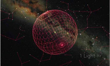 Video: Simulation Renders Entire Known Universe