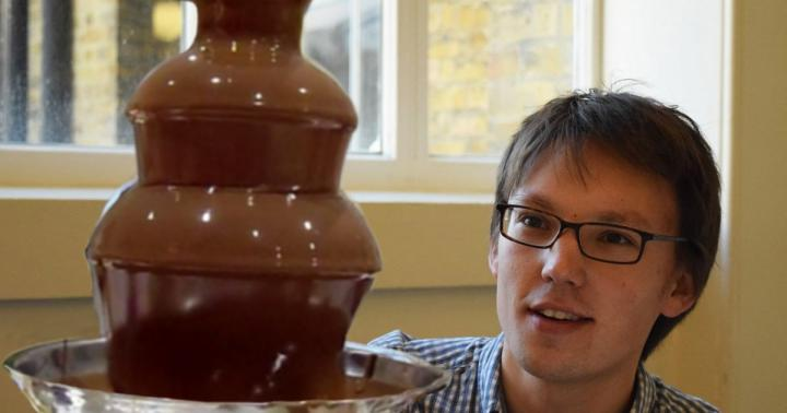 A Chocolate Fountain Can Introduce Kids To Complex Physics