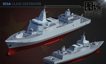 China is betting big on electromagnetic railguns and catapults