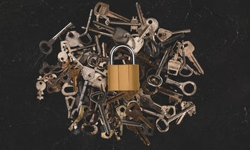 How to securely store and share sensitive files