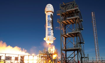 Blue Origin Will Likely Blow Up Its Next Rocket