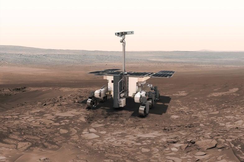 ExoMars rover will attempt Mars landing in 2021, despite recent lander crash