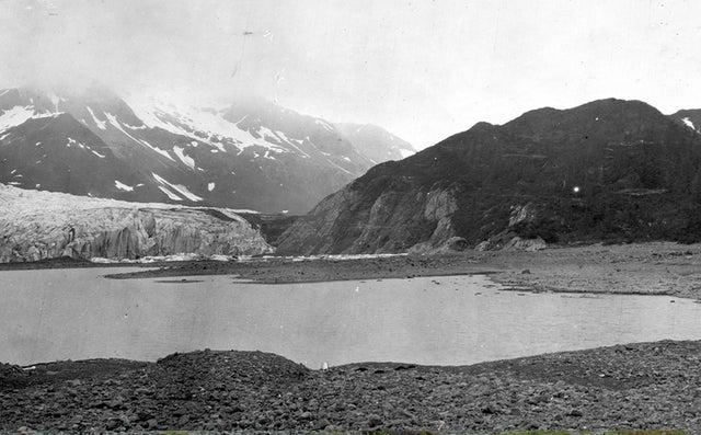 Pederson Glacier 1909