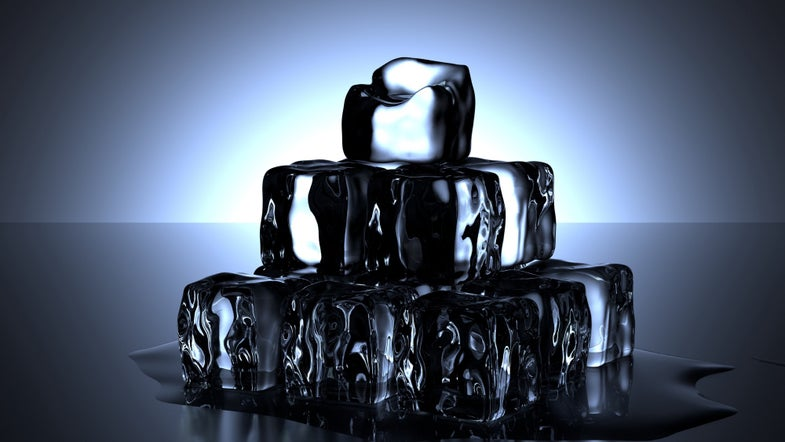 How To Make An Ice Cube Into A Battery