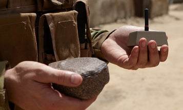 The U.S. Military May Blanket Afghanistan in Tiny Spy Sensors That Last for Two Decades