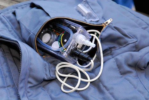 Sensor System Could Uncover Asthma Triggers