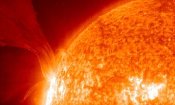 Climate Change—Don't Blame It on the Sun