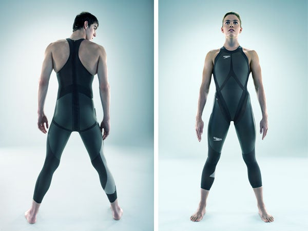 Suiting Up for the Olympics