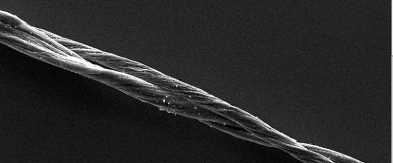 Lightweight Cable Made of Braided Nanotubes Could Replace Copper Wires