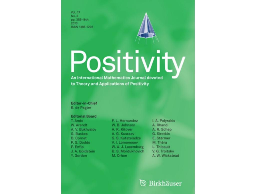 """Positivity"""