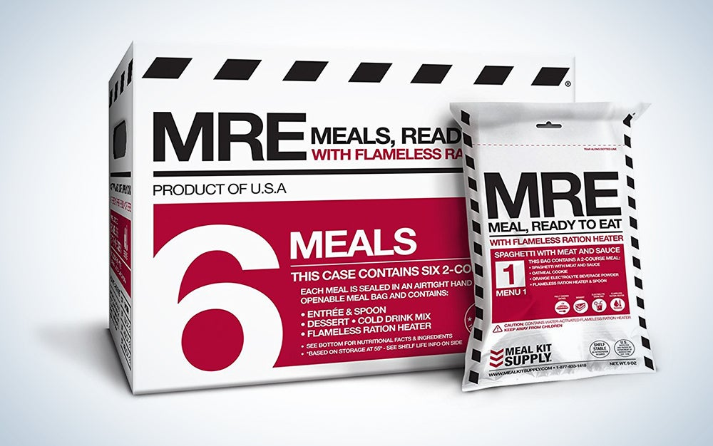 Meal Kit Supply MRE
